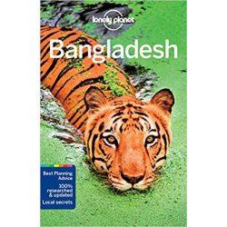 Banglades Bangladesh Lonely Planet útikönyv 2016