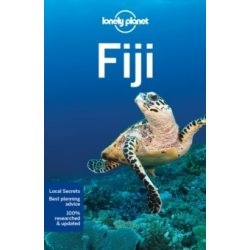 Fiji útikönyv Lonely Planet  2016