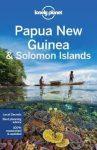 Papua útikönyv, Papua New Guinea útikönyv Lonely Planet 2016