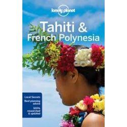 Tahiti útikönyv, Tahiti & and French Polynesia Lonely Planet útikönyv 2016