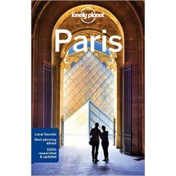 Paris útikönyv Lonely Planet  Párizs útikönyv 2017