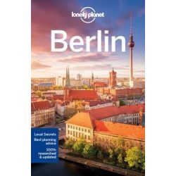 Berlin útikönyv Lonely Planet  2017