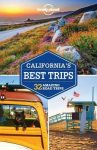 California's Best Trips Lonely Planet California útikönyv 2017