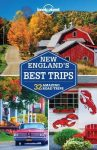 New England útikönyv Best Trips Lonely Planet 2017