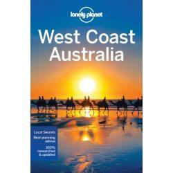 Ausztrália útikönyv West Coast Australia útikönyv Lonely Planet  2017