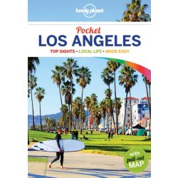 Los Angeles útikönyv Pocket Los Angeles Lonely Planet 2017