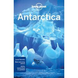 Antarktisz útikönyv, Antarctica útikönyv Lonely Planet 2017