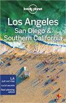 Los Angeles útikönyv, Los Angeles, San Diego Southern California Lonely Planet útikönyv 2018