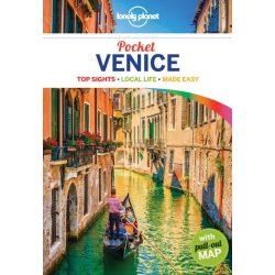 Venice útikönyv Pocket Lonely Planet Velence útikönyv 2018