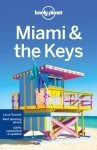 Miami and the Keys Lonely Planet útikönyv 2018 Miami útikönyv