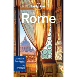Rome Lonely Planet Guide  Róma útikönyv 2018