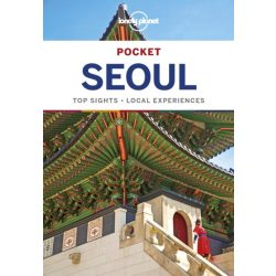 Seoul Lonely Planet Pocket Seoul Szöul útikönyv 2019