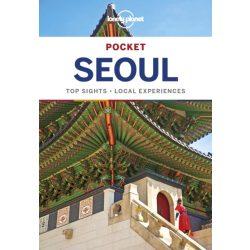 Seoul Lonely Planet Pocket Seoul Szöul útikönyv 2019