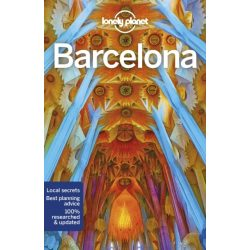 Barcelona útikönyv Lonely Planet  2018