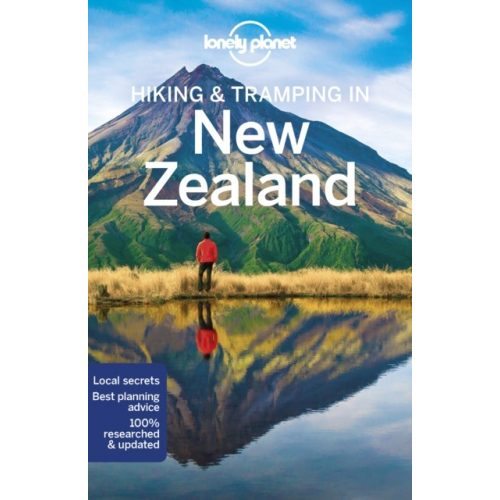 New Zealand útikönyv Hiking & Tramping in New Zealand Lonely Planet 2018