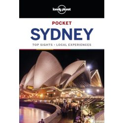 Sydney útikönyv Sydney Pocket Lonely Planet  2018