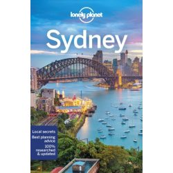 Sydney útikönyv Lonely Planet 2018 angol
