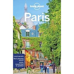 Paris útikönyv Lonely Planet  Párizs útikönyv 2018