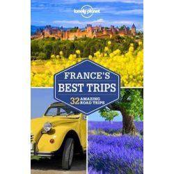 France's Best Trips útikönyv Lonely Planet 2017 Franciaország útikönyv