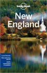 New England útikönyv Lonely Planet  USA 2017