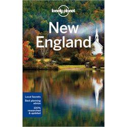 New England útikönyv Lonely Planet  USA 2017