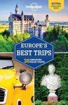 Europe's Best Trips Lonely Planet, Európa útikönyv