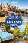 Great Britain's Best Trips Lonely Planet Great Britain útikönyv 2017