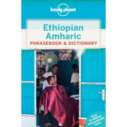 Lonely Planet etióp amhara szótár Ethiopian Amharic Phrasebook & Dictionary 2017