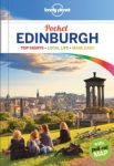 Edinburgh útikönyv Pocket Lonely Planet 2017