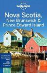 Nova Scotia, New Brunswick & Prince Edward Island Lonely Planet útikönyv 2017