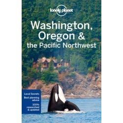 Washington Oregon Pacific Northwest Lonely Planet útikönyv 2017