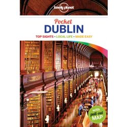 Dublin útikönyv Lonely Planet Pocket  2018