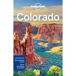 Colorado útikönyv Lonely Planet 2018