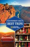 Southwest USA's Best Trips Lonely Planet útikönyv 2018