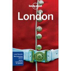 London útikönyv Lonely Planet  2018