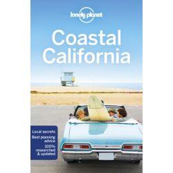 California útikönyv, Coastal California Lonely Planet  2018