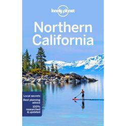 California útikönyv, Northern California útikönyv Lonely Planet  2018