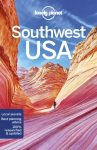USA Southwest útikönyv Lonely Planet útikönyv 2018 Southwest USA