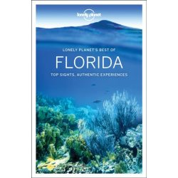 Florida útikönyv, Best of Florida Lonely Planet Guide 2018