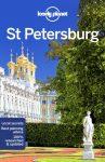 Szentpétervár útikönyv St Petersburg Lonely Planet Guide 2018