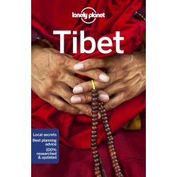 Tibet Lonely Planet útikönyv 2019