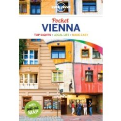 Vienna Lonely Planet Pocket  Bécs útikönyv 2017