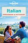Lonely Planet olasz szótár Italian Phrasebook & Dictionary 2017