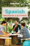 Lonely Planet Spanish Phrasebook & Dictionary spanyol szótár 2017