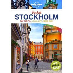 Stockholm útikönyv Lonely Planet Stockholm Guide Pocket 2018
