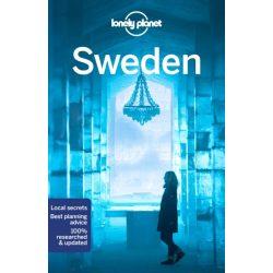 Sweden Lonely Planet Svédország útikönyv 2018