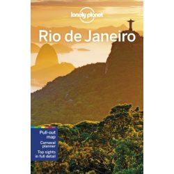 Rio De Janeiro útikönyv Lonely Planet, Rio de Janeiro 2019