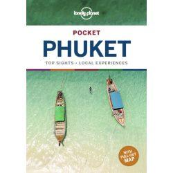 Phuket Lonely Planet Pocket Guide 2019 Phuket útikönyv angol