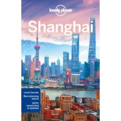 Shanghai útikönyv Lonely Planet  2017