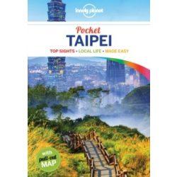 Taipei útikönyv Lonely Planet Pocket Guide 2017